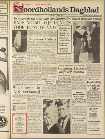 Noordhollands Dagblad : dagblad voor Alkmaar en omgeving 1963-06-24
