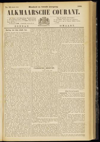 Alkmaarsche Courant 1900-03-18