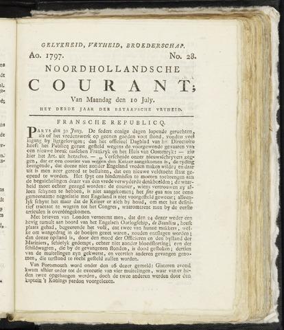 Noordhollandsche Courant 1797-07-10