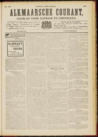 Alkmaarsche Courant 1909-12-14