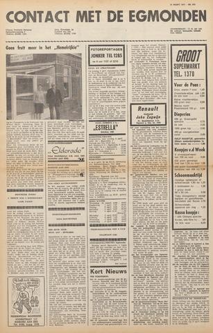 Contact met de Egmonden 1971-03-31