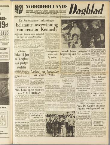 Noordhollands Dagblad : dagblad voor Alkmaar en omgeving 1960-04-07