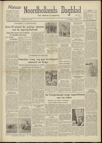 Nieuw Noordhollandsch Dagblad : voor Alkmaar en omgeving 1948-05-31