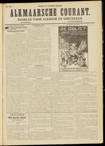 Alkmaarsche Courant 1912-12-31