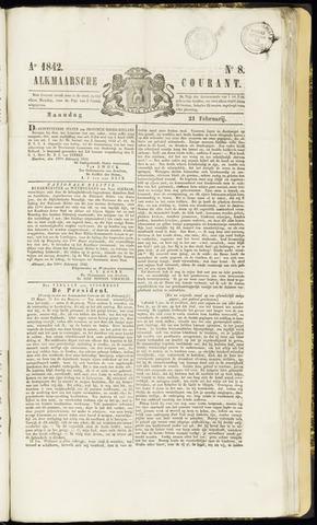 Alkmaarsche Courant 1842-02-21