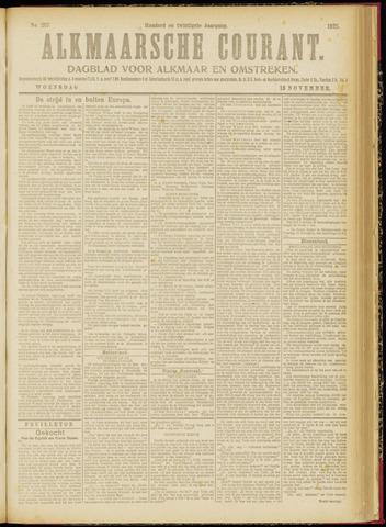 Alkmaarsche Courant 1918-11-13