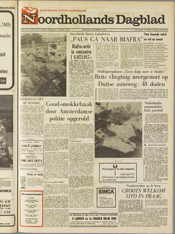 Noordhollands Dagblad : dagblad voor Alkmaar en omgeving 1968-08-10