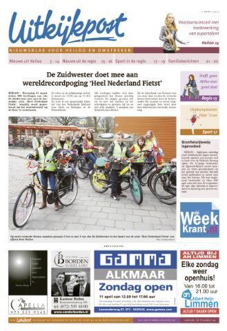 Uitkijkpost : nieuwsblad voor Heiloo e.o. 2010-04-07