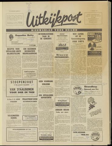 Uitkijkpost : nieuwsblad voor Heiloo e.o. 1971