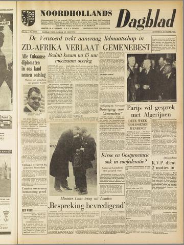 Noordhollands Dagblad : dagblad voor Alkmaar en omgeving 1961-03-16