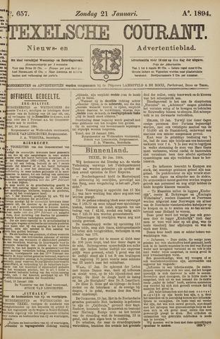 Texelsche Courant 1894-01-21
