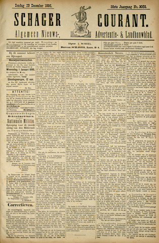 Schager Courant 1895-12-29