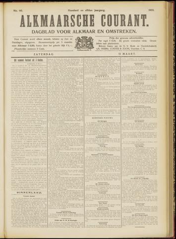 Alkmaarsche Courant 1909-03-13