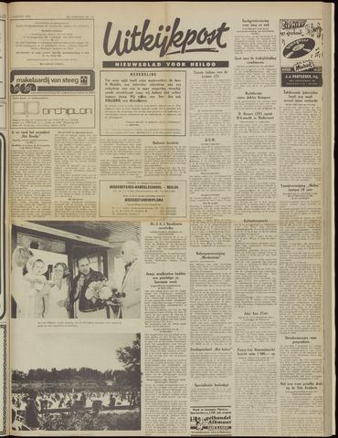 Uitkijkpost : nieuwsblad voor Heiloo e.o. 1975-08-06