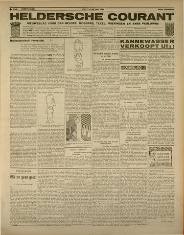 Heldersche Courant 1932-07-26