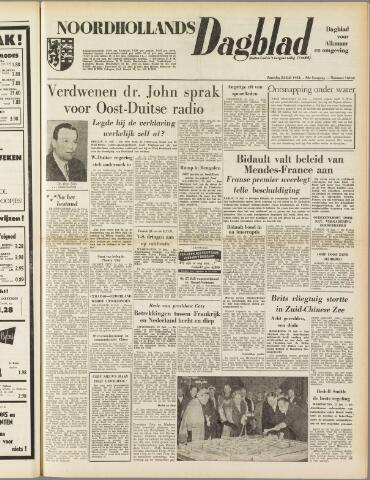 Noordhollands Dagblad : dagblad voor Alkmaar en omgeving 1954-07-24