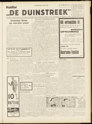 De Duinstreek 1964-07-30