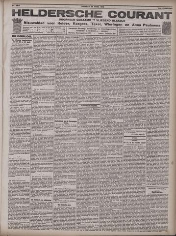 Heldersche Courant 1916-04-25