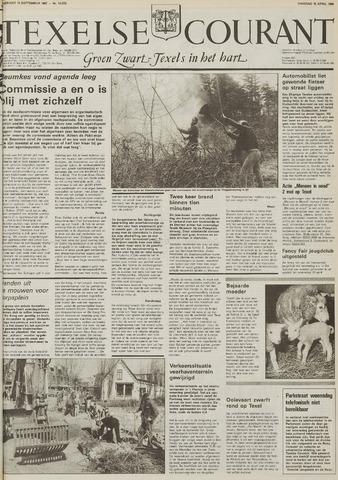 Texelsche Courant 1986-04-15