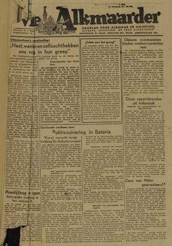De Vrije Alkmaarder 1946