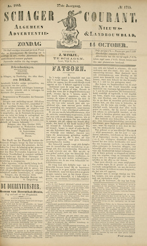 Schager Courant 1883-10-14