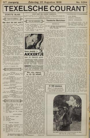 Texelsche Courant 1938-08-20