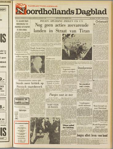 Noordhollands Dagblad : dagblad voor Alkmaar en omgeving 1967-06-02