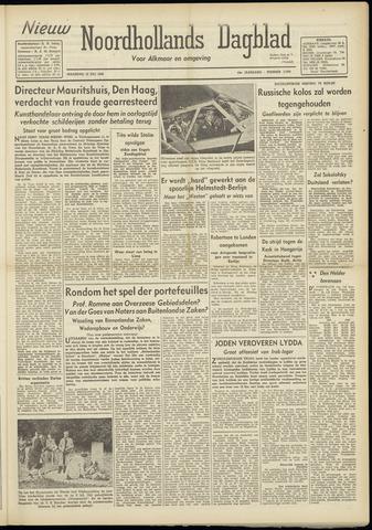 Nieuw Noordhollandsch Dagblad : voor Alkmaar en omgeving 1948-07-12