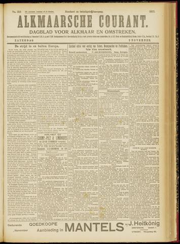 Alkmaarsche Courant 1918-11-02