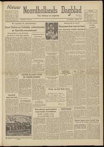Nieuw Noordhollandsch Dagblad : voor Alkmaar en omgeving 1948-06-17
