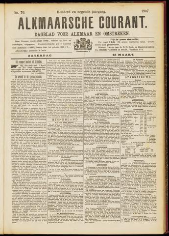 Alkmaarsche Courant 1907-03-23