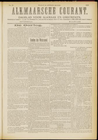 Alkmaarsche Courant 1916-01-20