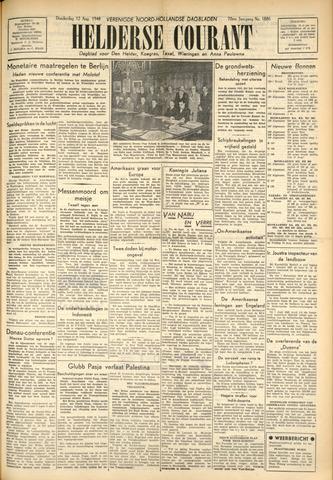 Heldersche Courant 1948-08-12