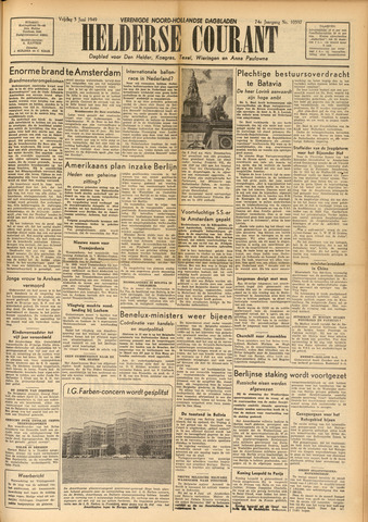 Heldersche Courant 1949-06-03