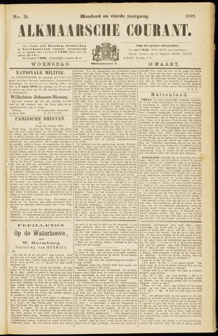 Alkmaarsche Courant 1902-03-12