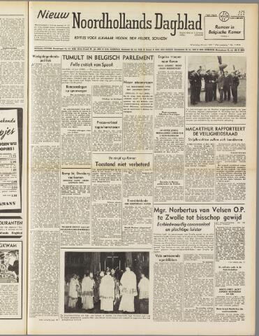 Nieuw Noordhollandsch Dagblad : voor Alkmaar en omgeving 1950-07-26