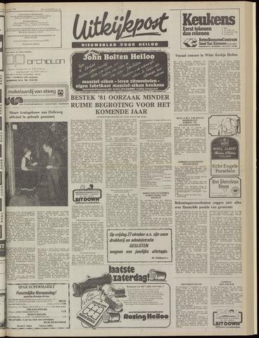 Uitkijkpost : nieuwsblad voor Heiloo e.o. 1978-10-25