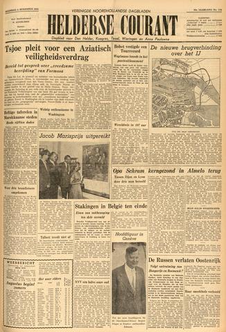 Heldersche Courant 1955-08-01