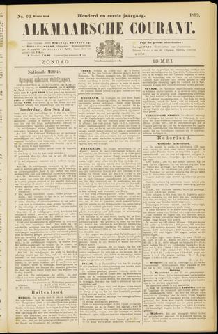 Alkmaarsche Courant 1899-05-28