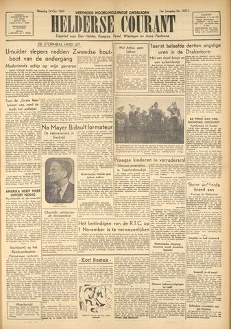Heldersche Courant 1949-10-24