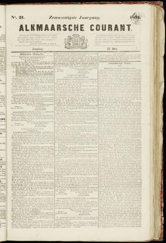 Alkmaarsche Courant 1864-05-22