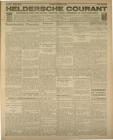 Heldersche Courant 1934-02-10