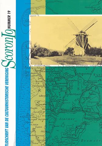 Tijdschrift van cultuurhistorische vereniging Scoronlo 1999-01-01