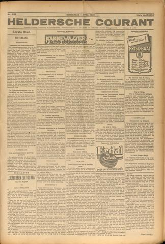 Heldersche Courant 1926-04-01