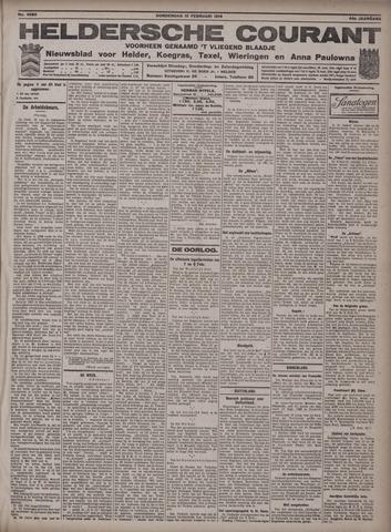 Heldersche Courant 1916-02-10