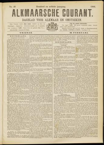 Alkmaarsche Courant 1906-02-23
