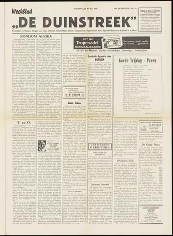 De Duinstreek 1957-04-19
