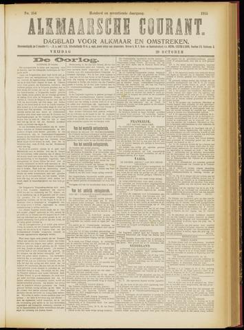 Alkmaarsche Courant 1915-10-29