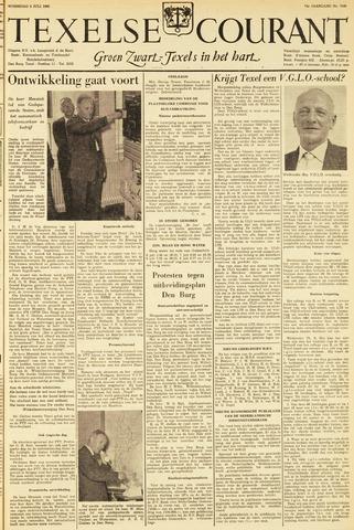 Texelsche Courant 1960-07-06