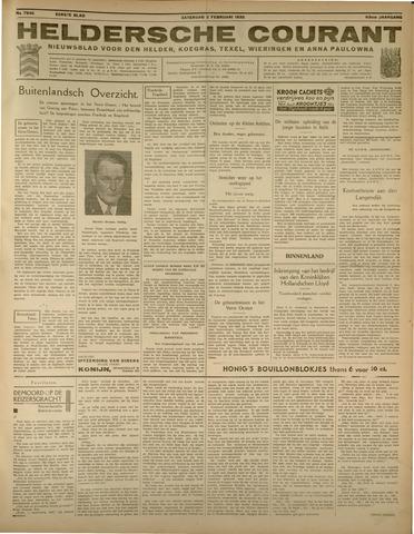 Heldersche Courant 1935-02-02